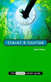 Cover of: Travel and Tourism | Karen France