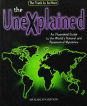Cover of: The World Atlas of the Unexplained | Karl P.N. Shuker PhD