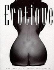 Cover of: Erotique | Rod Ashford