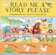 Cover of: Read Me a Story, Please | Wendy; Dann, Penny Cooling