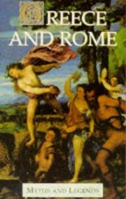 Cover of: Greece and Rome | H. A. Guerber