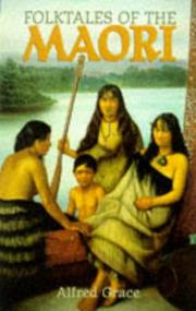 Cover of: Folktales of the Maori | Alfred Grace