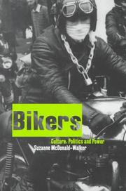Cover of: Bikers | Suzanne McDonald-Walker