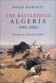 Cover of: The Battlefield | Hugh Roberts