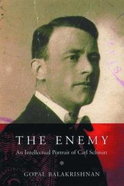 Cover of: The Enemy | Carl Schmitt