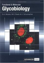 Cover of: Functional and Molecular Glycobiology (Bios Series Advanced Texts) | Dr Susan Brooks