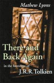 Cover of: There and Back Again | Mathew Lyons