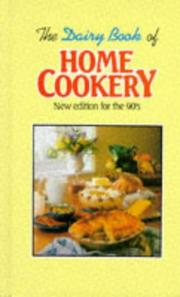 Cover of: The Dairy Book of Home Cookery | Sheelagh Donovan