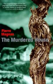 Cover of: The Murdered House | Pierre Magnan; Patricia A. Clancy