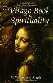 Cover of: The Virago Book of Spirituality | Sarah Anderson