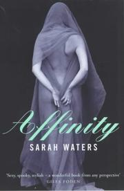 Cover of: Affinity | Sarah Waters