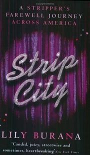 Cover of: STRIP CITY | LILY BURANA