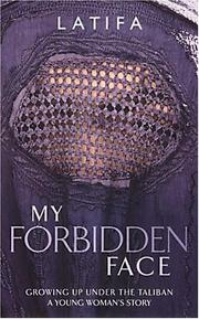 Cover of: My Forbidden Face | Latifa