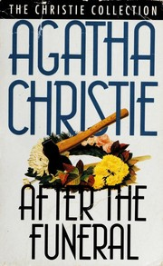Cover of: After the Funeral | Agatha Christie