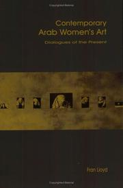 Cover of: Contemporary Arab Women's Art | Fran Lloyd