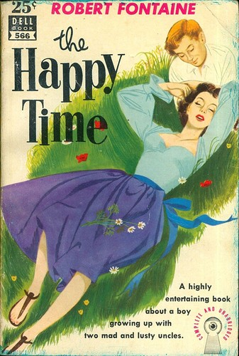 The Happy Time by Robert Louis Fontaine