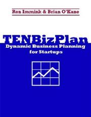 Cover of: TENBizPlan | Ron Immink, Brian O'Kane