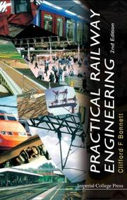 Cover of: Practical Railway Engineering | Clifford F. Bonnett