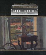 Cover of: Prentice Hall Literature by Prentice-Hall