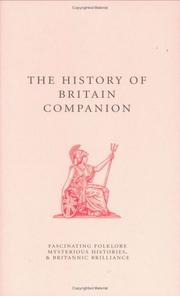 Cover of: The History of Britain Companion (The Companion Series) | Jo Swinnerton