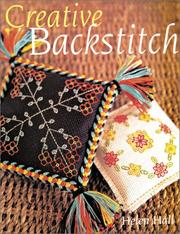 Cover of: Creative backstitch by Hall, Helen