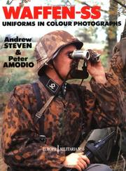 Cover of: Waffen-SS Uniforms In Color Photographs | Steven Amodio