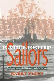 Cover of: Battleship Sailors | Harry Plevy