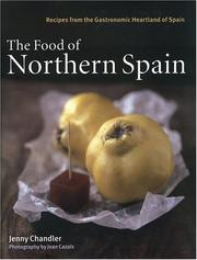 Cover of: The food of Northern Spain | Jenny Chandler