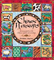 Cover of: Chinese Horoscopes | Debbie Burns