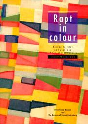 Cover of: Rapt in Colour | Huh Dong-Hwa