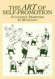 Cover of: The Art of Self-Promotion | Richard Letts