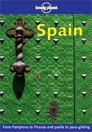 Cover of: Lonely Planet Spain | Damien Simonis