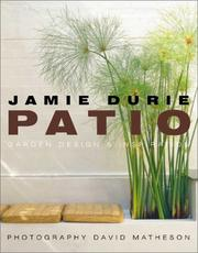 Cover of: Patio | Jamie Durie