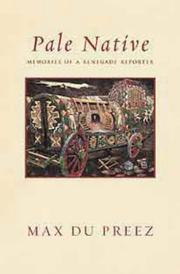 Cover of: Pale native by Max Du Preez