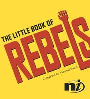Cover of: The Little Book of Rebels | Vanessa Baird