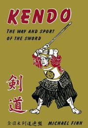 Cover of: Kendo by Michael Finn