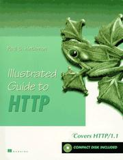Cover of: Illustrated guide to HTTP | Paul S. Hethmon