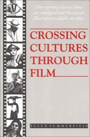 Cover of: Crossing cultures through film | Summerfield, Ellen