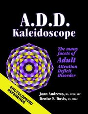 Cover of: ADD kaleidoscope | Joan Andrews