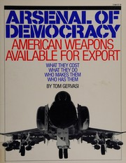 Cover of: American Weapons Available for Export | Tom. Gervasi