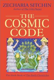 zecharia sitchin the cosmic code pdf