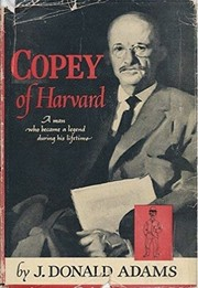 Copey of Harvard