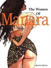 Cover of: The Women of Manara | Milo Manara
