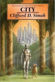 Cover of: City by Clifford D. Simak