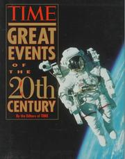 Cover of: Great Events of the 20th Century by Time Magazine