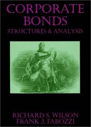 Cover of: Corporate Bonds by Frank J. Fabozzi
