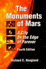 Cover of: The monuments of Mars by Richard C. Hoagland
