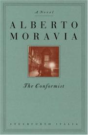 Cover of: Il conformista | Alberto Moravia