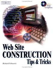 Cover of: Web Site Construction Tips & Tricks (1001) | Richard Schwartz