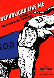 Cover of: Republican like me | Sparrow (American poet)